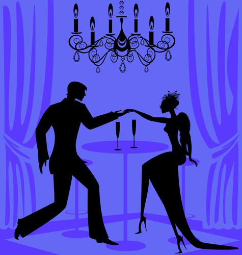 lilac romantic cafe